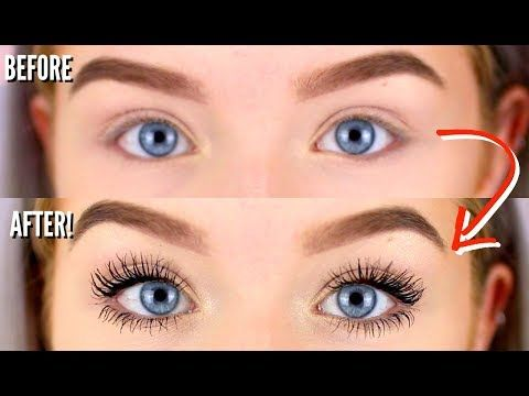d75ccdd6812 We've rounded up the best mascara tutorials for long, voluminous, separated  lashes. - Eye Makeup Tutorial #Video