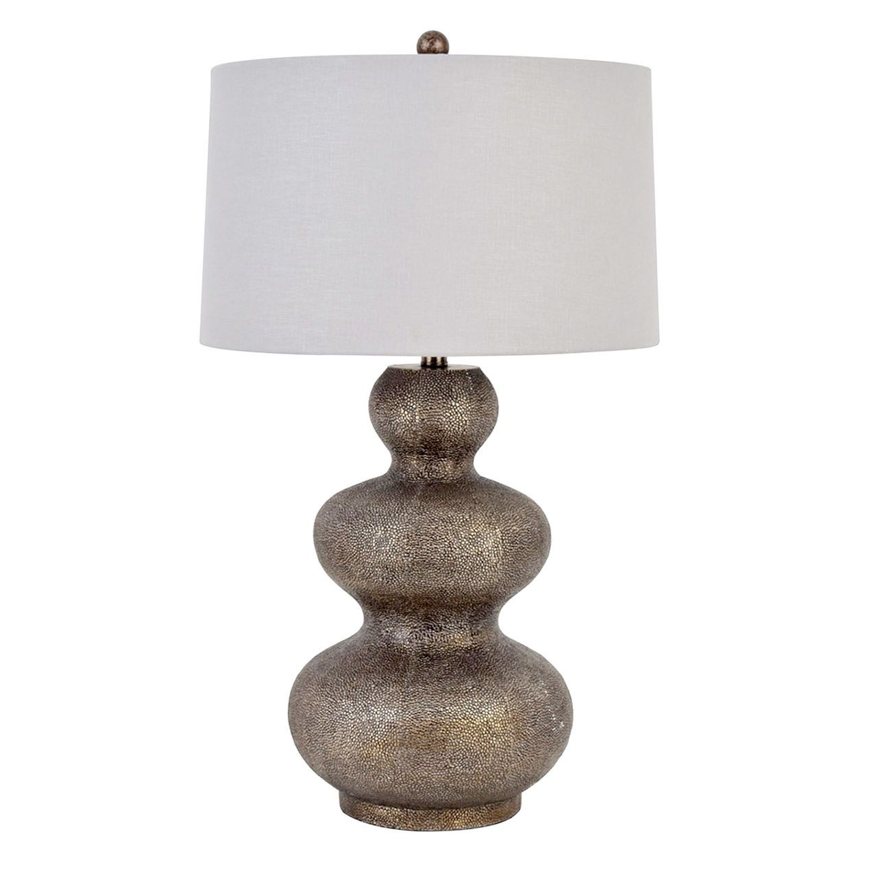 3 Tier Bronze Ball Table Lamp Shade Sold Separately With Images Lamp Table Lamp Table Lamp Shades