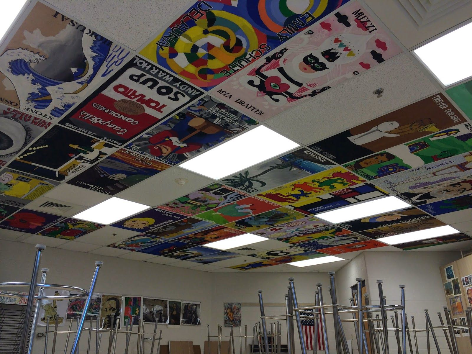 classroom art projects