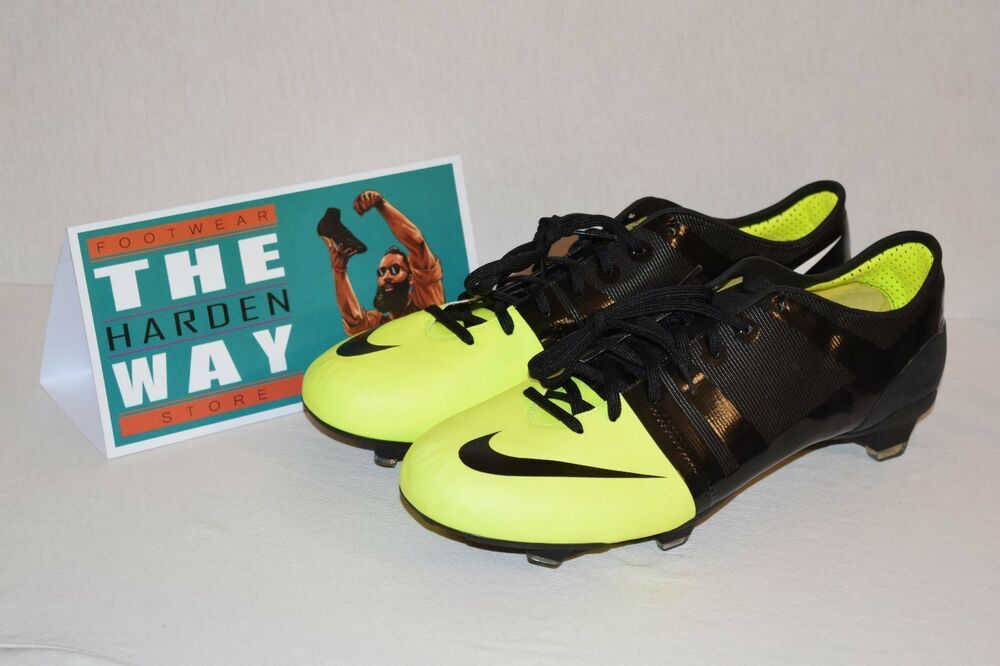 fc9dd3cbe25e eBay #Sponsored Nike GS Green Speed Concept FG Limited 2012 Neymar Vapor  545287 700 Soccer