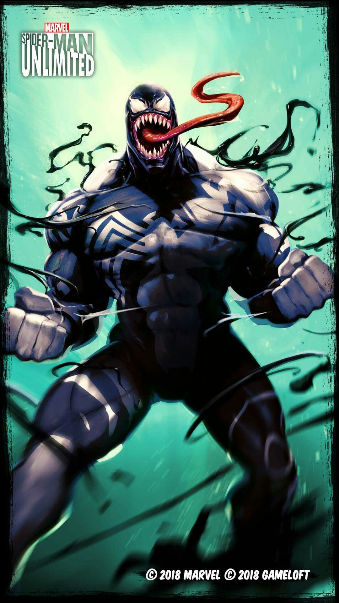 Pin by Solomon Wayne on Venom and Other Symbiotes   Spider