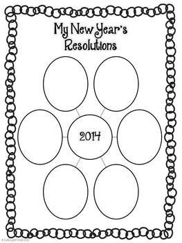 Year! Reflections & New Year's Resolutions FREEBIE FREEBIE! With this writing packet, students will reflect upon 2013 by thinking of