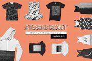 STOREFRONT - Apparel Mockups Bundle - Product Mockups - 1