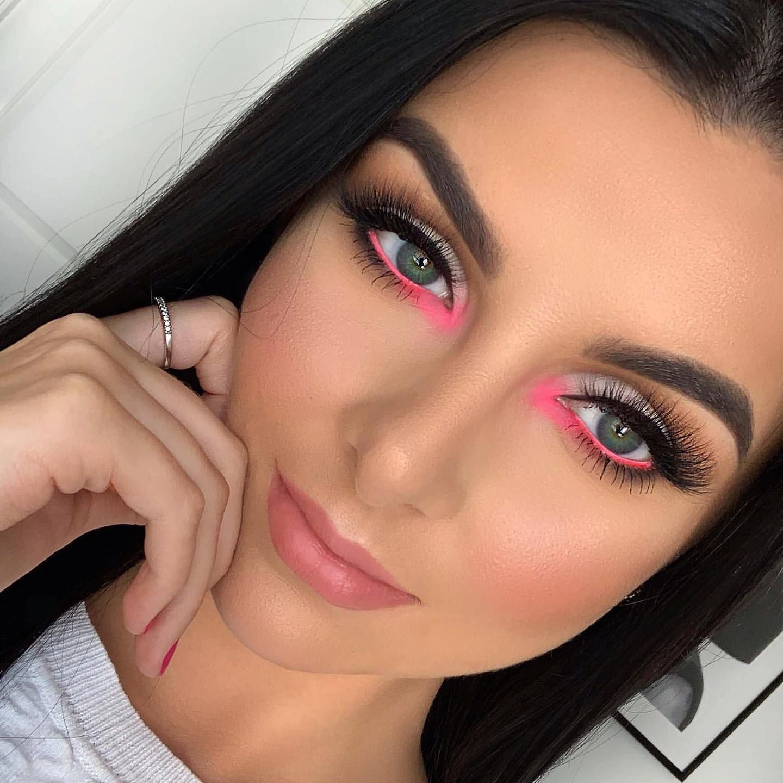 30+ Glam Eye Makeup Make You Shine Eyeshadow trends