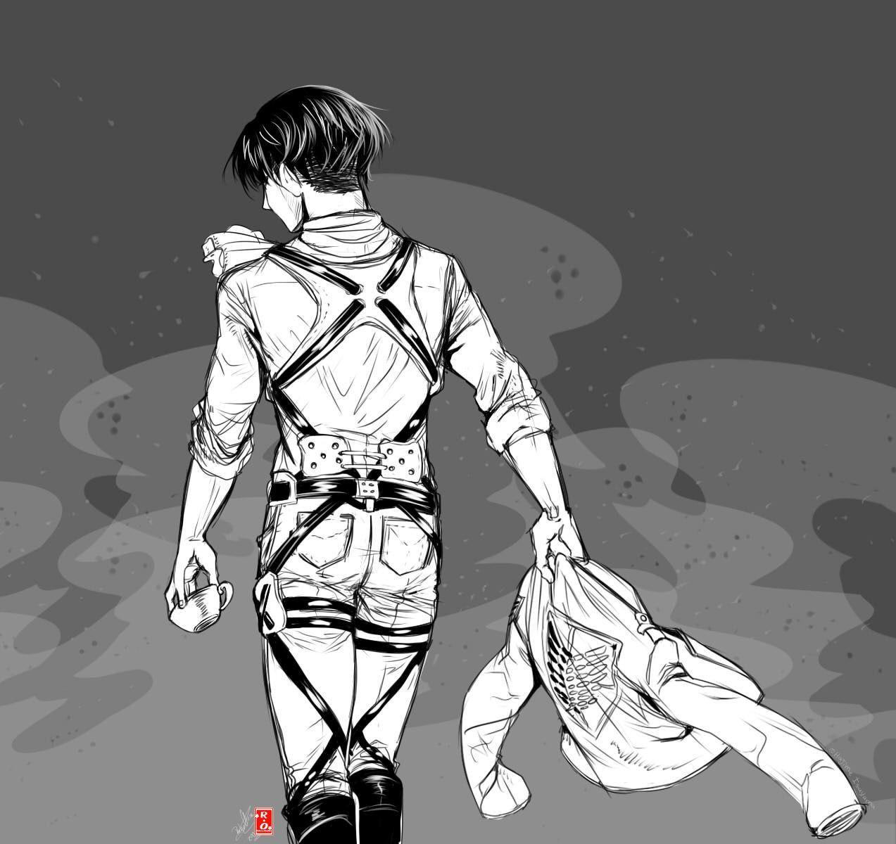 Pin by Jen Covey on Levi | Attack on Titan, Levi ackerman, Captain levi