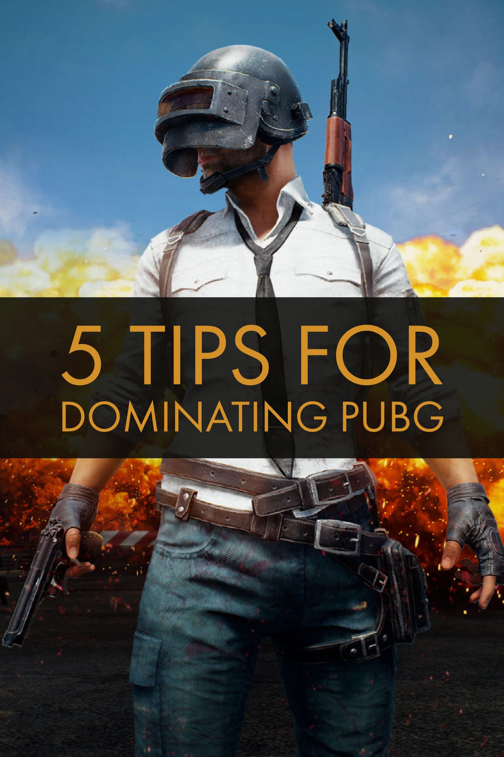 5 PUBG Tips for Dominating the Battlegrounds Gaming