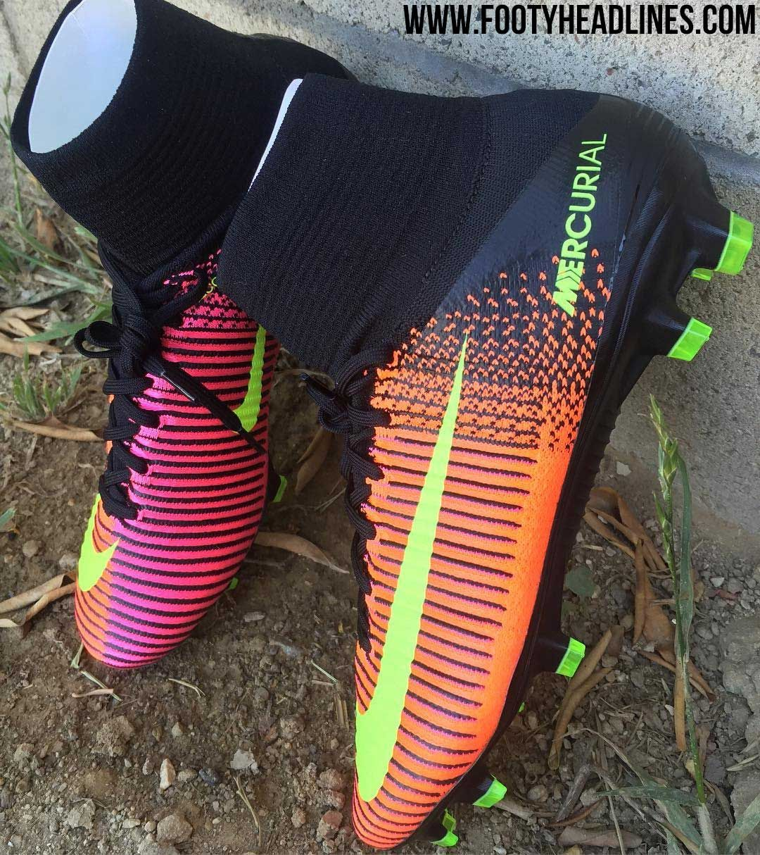new style a17b0 81b7f The next-gen Nike Mercurial Superfly 2016-2017 Boots introduce a striking  design. The Nike Mercurial Superfly Euro 2016 Boots will be headlined by  Real ...