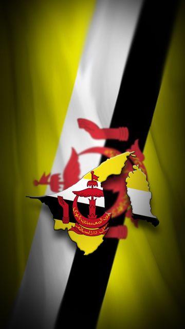 Brunei Flag Pin