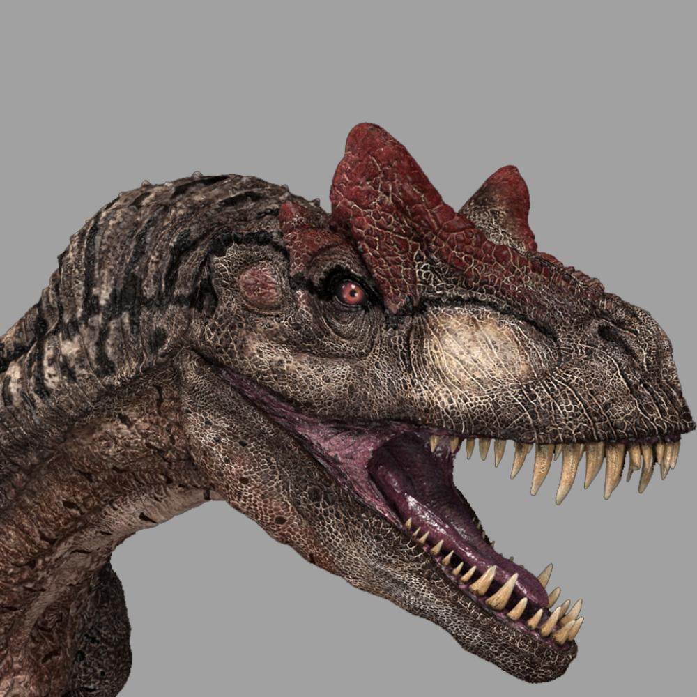 3D allosaurus TurboSquid 1209471 (With images) Walking