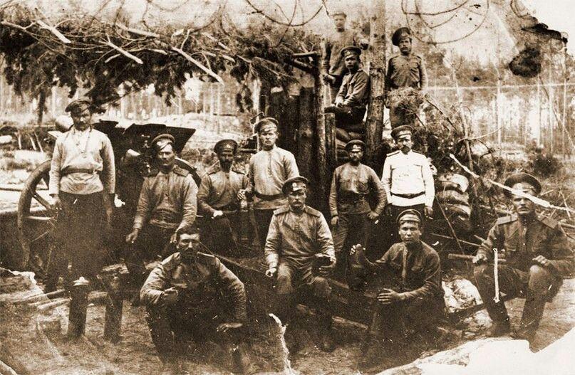 Russian Civil War See 13