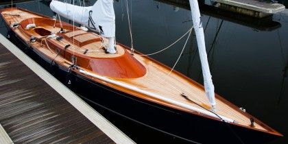 Spirit Yachts Traditional Wooden Sailboats Luxury Yachts