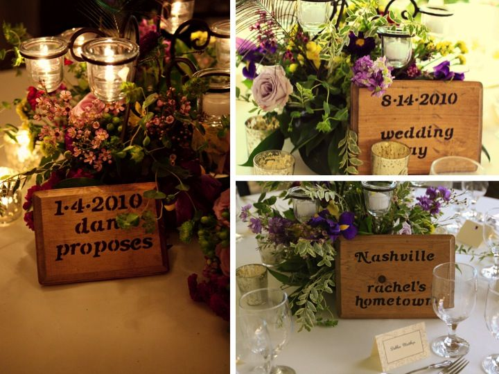Rustic vintage tennessee wedding wedding wedding reception table vintage centerpieces i also wanted to pin this because it has my name and birthday junglespirit Choice Image