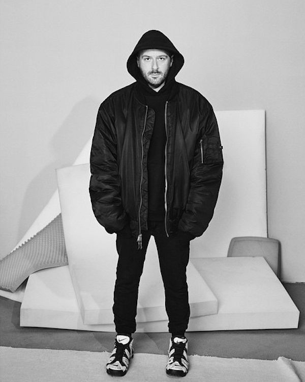 demna gvasalia creative director for balenciaga 10 2015 behind the label pinterest. Black Bedroom Furniture Sets. Home Design Ideas