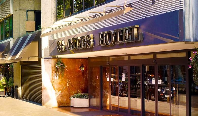St Giles London Clic Hotel Is A Five Minute Walk From British Museum Corporate Membership