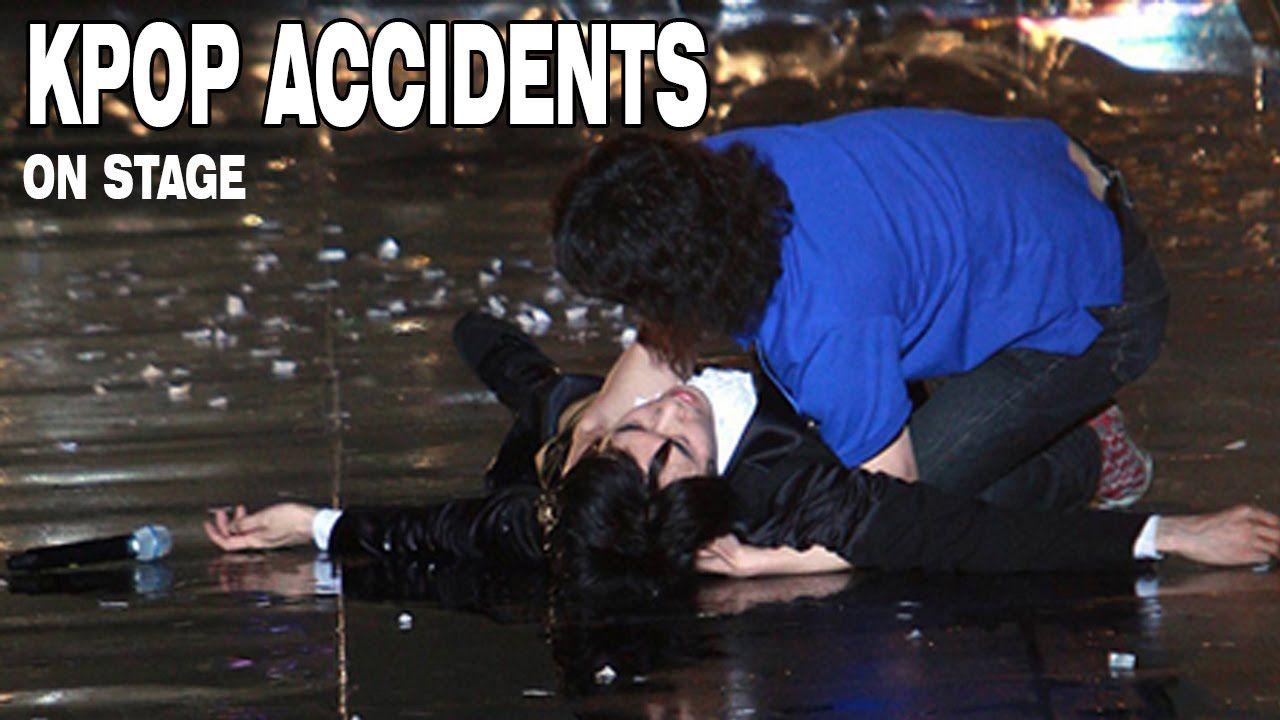 Shocking Kpop Accidents Fails Kpop Kpop Idol Blackpink