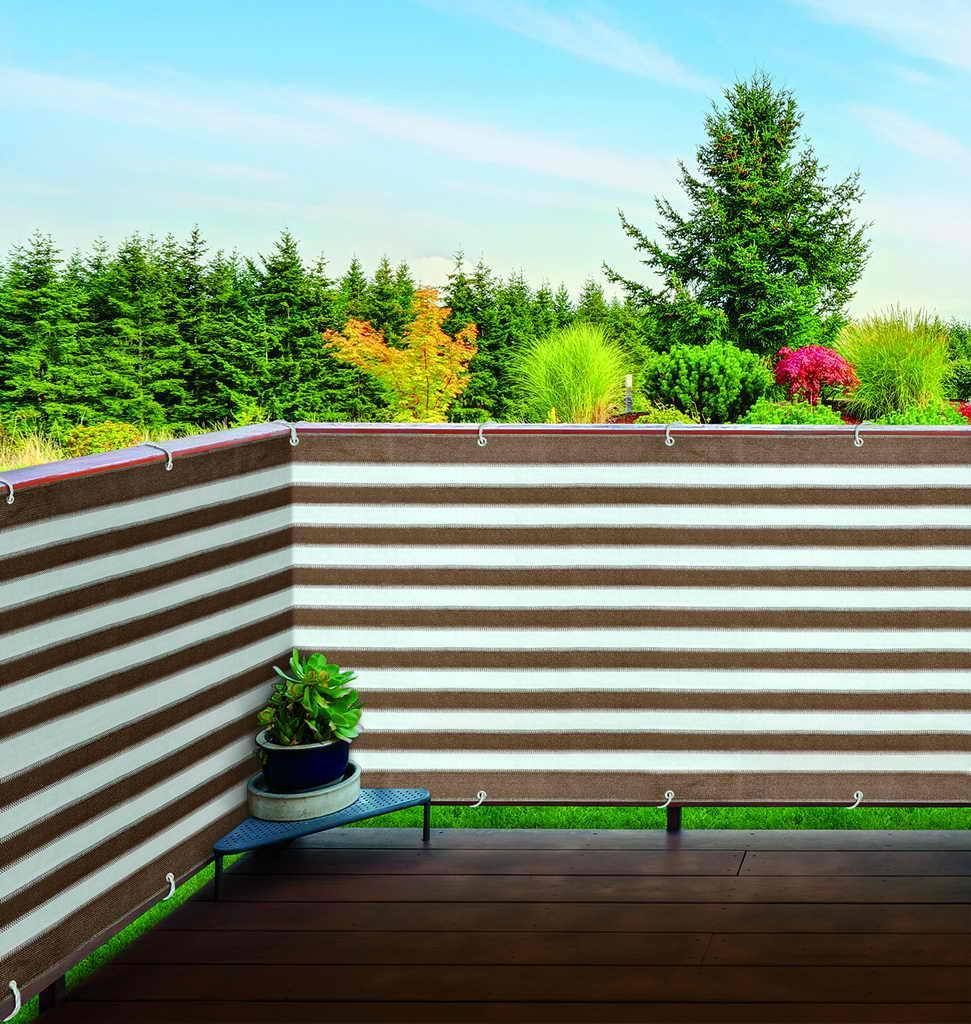 The Deck And Fence Privacy Screen Helps Provide You The