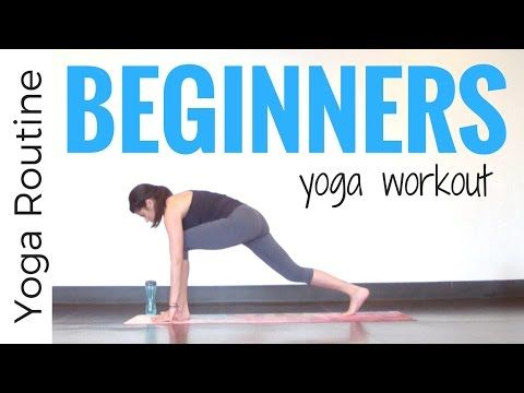 Get On Your Mat For This Simple Beginner Yoga Routine To Build Core Upper Body Strength While Gaining Familiarity With Basic Power Poses