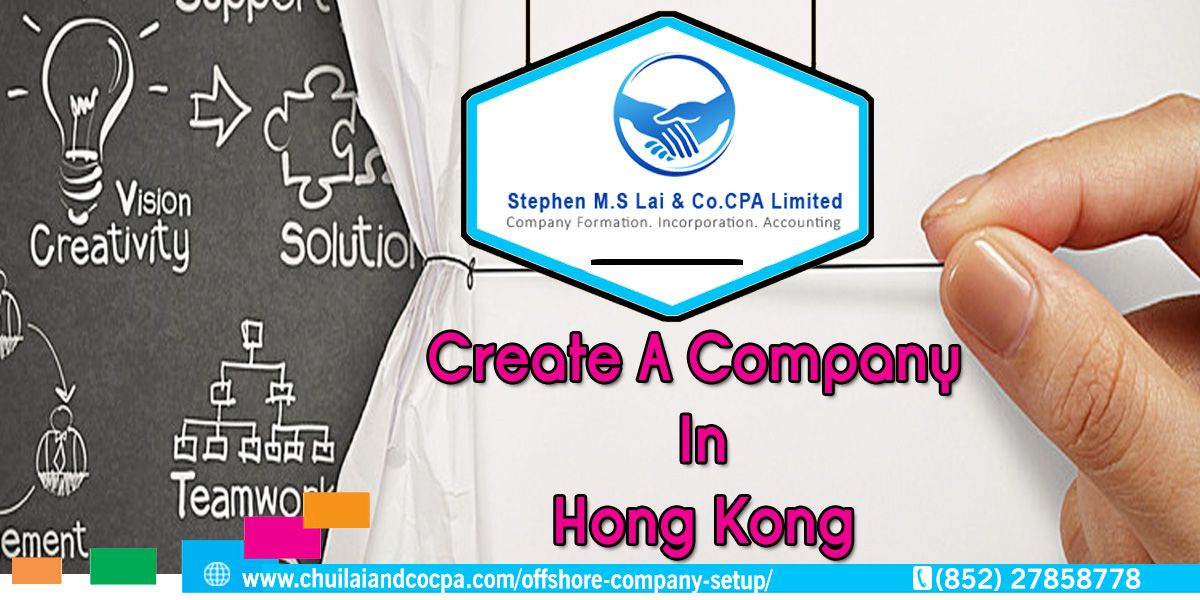 Want to open offshore company in Hong Kong online within 3-7 days