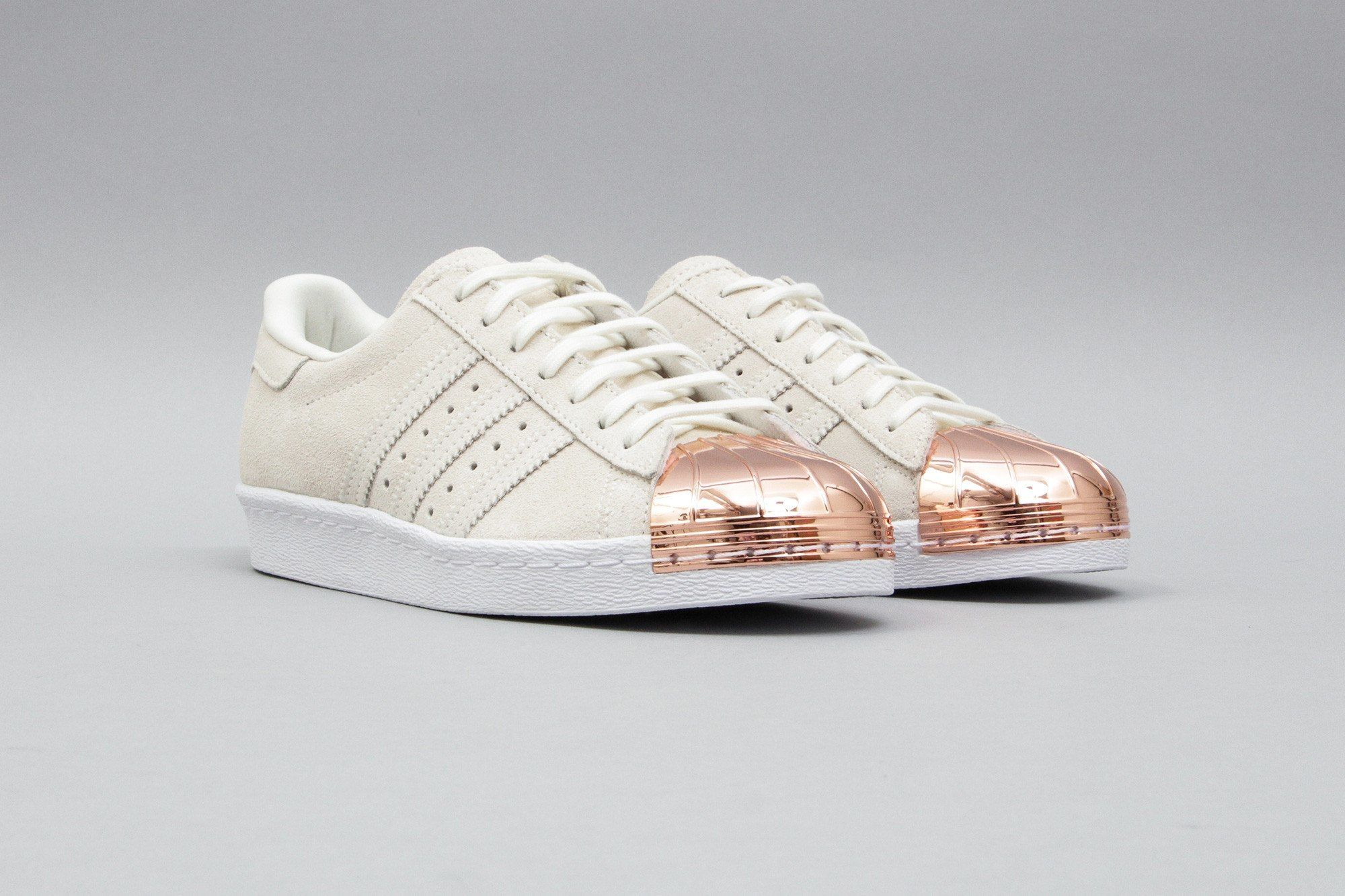 adidas superstar 80s metal toe off white cooper s75057 beige bronze from b v d s t must. Black Bedroom Furniture Sets. Home Design Ideas
