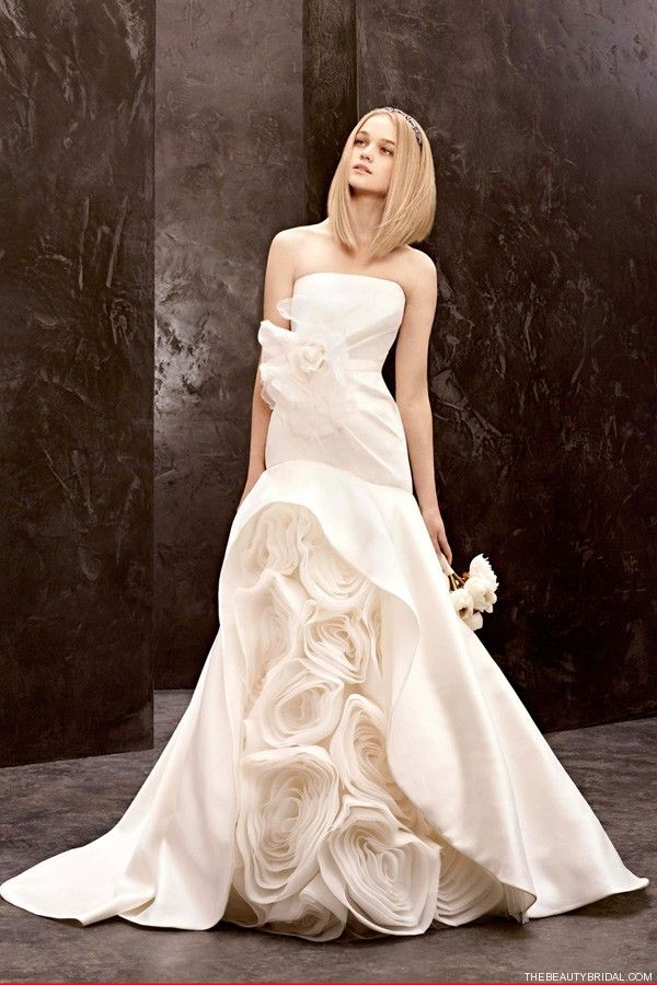 White by Vera Wang Fall 2012 Bridal Gowns | Wedding Dress | Bridal ...