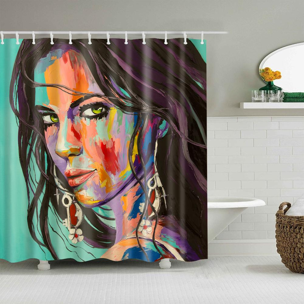 Smarter Shopping Better Living Aliexpress Com Girls Shower Curtain Girl Shower Curtains