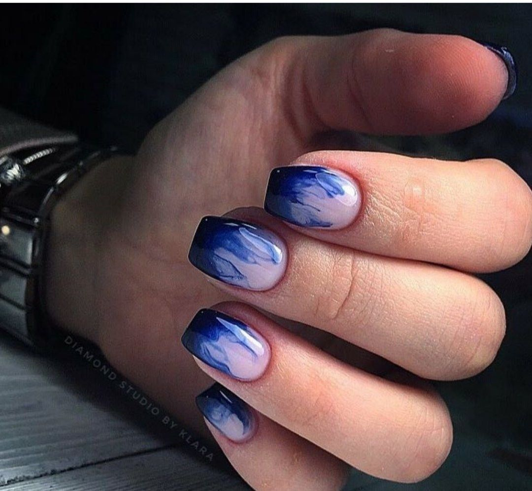 100 Winter Nail Designs 2018 | Winter nails, Winter nail art and ...