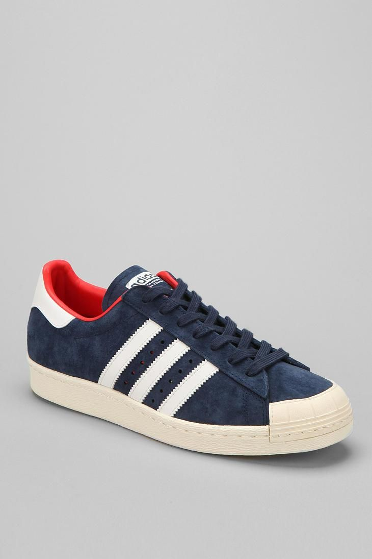 new product ab2b5 8db99 adidas 80s Half Shell Suede Sneaker urbanoutfitters