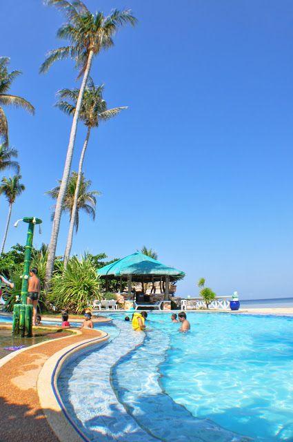 Pangasinan Bolinao Punta Riviera Travel Philippines Beach Resort Infinity Pool Philippine