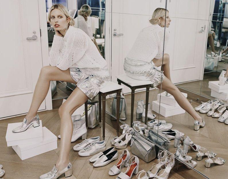 8318f18b28 Isabel Marant Jeanne Metallic Coated Cotton-blend Mini Skirt | Favor ...