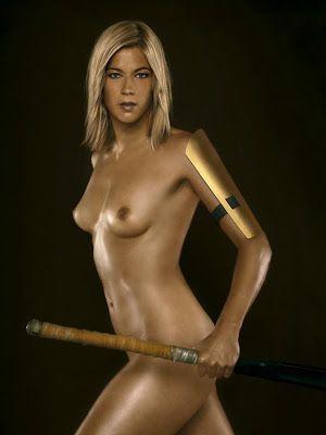 Female naked masterbating