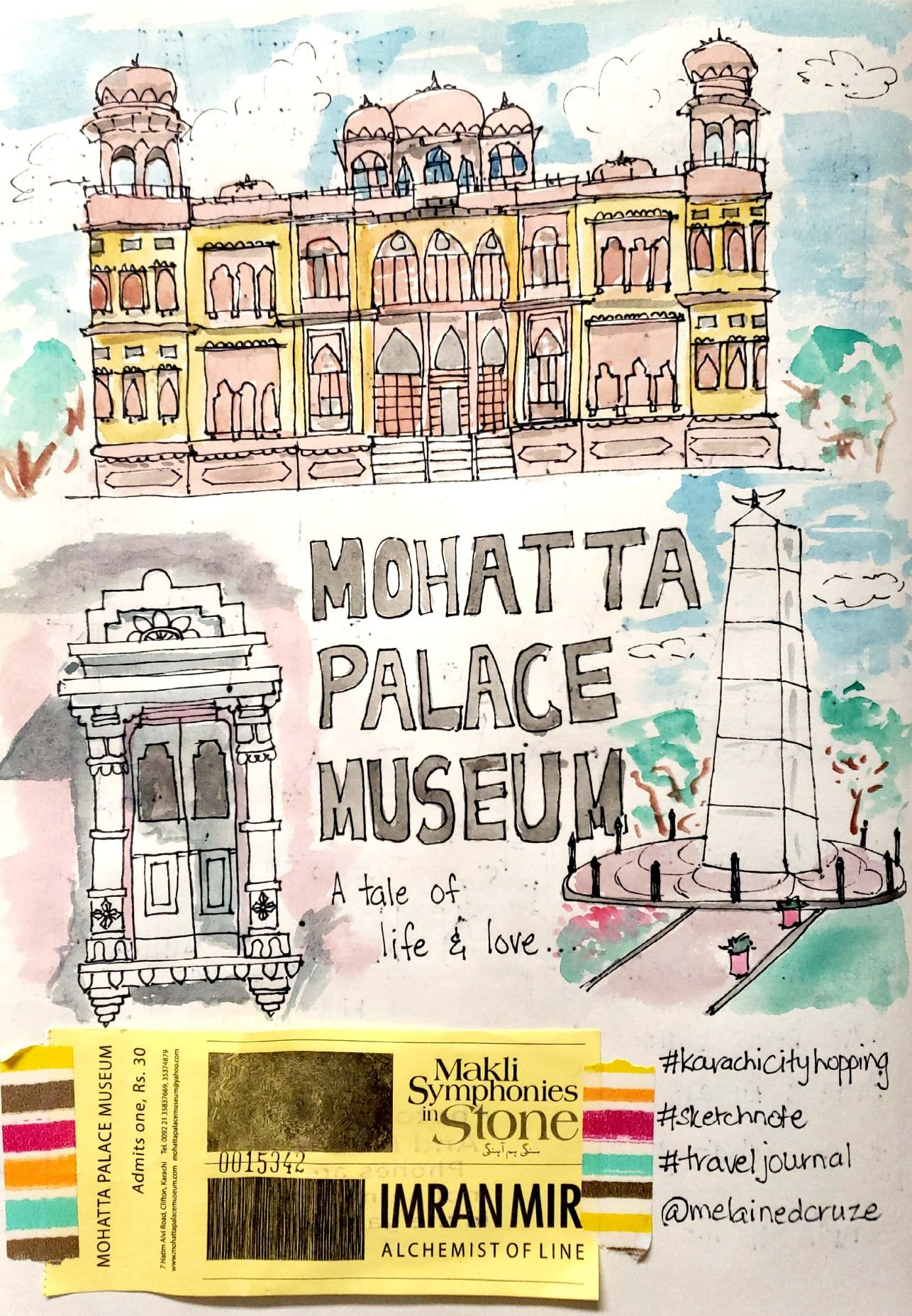 Marvelous Mohatta Palace Museum Art Journal In 2019 Art Museum Download Free Architecture Designs Intelgarnamadebymaigaardcom