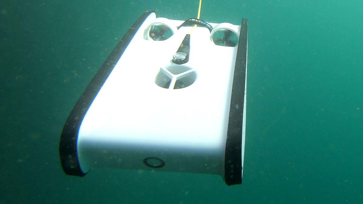 Photo of 100mまで潜ることができる潜水ドローン「OpenROV Trident」を実際に海に放り込んで使ってみた