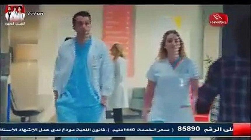 مسلسل الطبيب المعجزة الحلقة 52 الثانية والخمسون مدبلجة In 2021 Lab Coat Coat Jackets