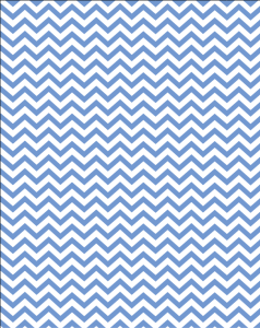 graphic about Chevron Printable Paper titled Free of charge printable - blue social gathering chevron Totally free Printables Free of charge