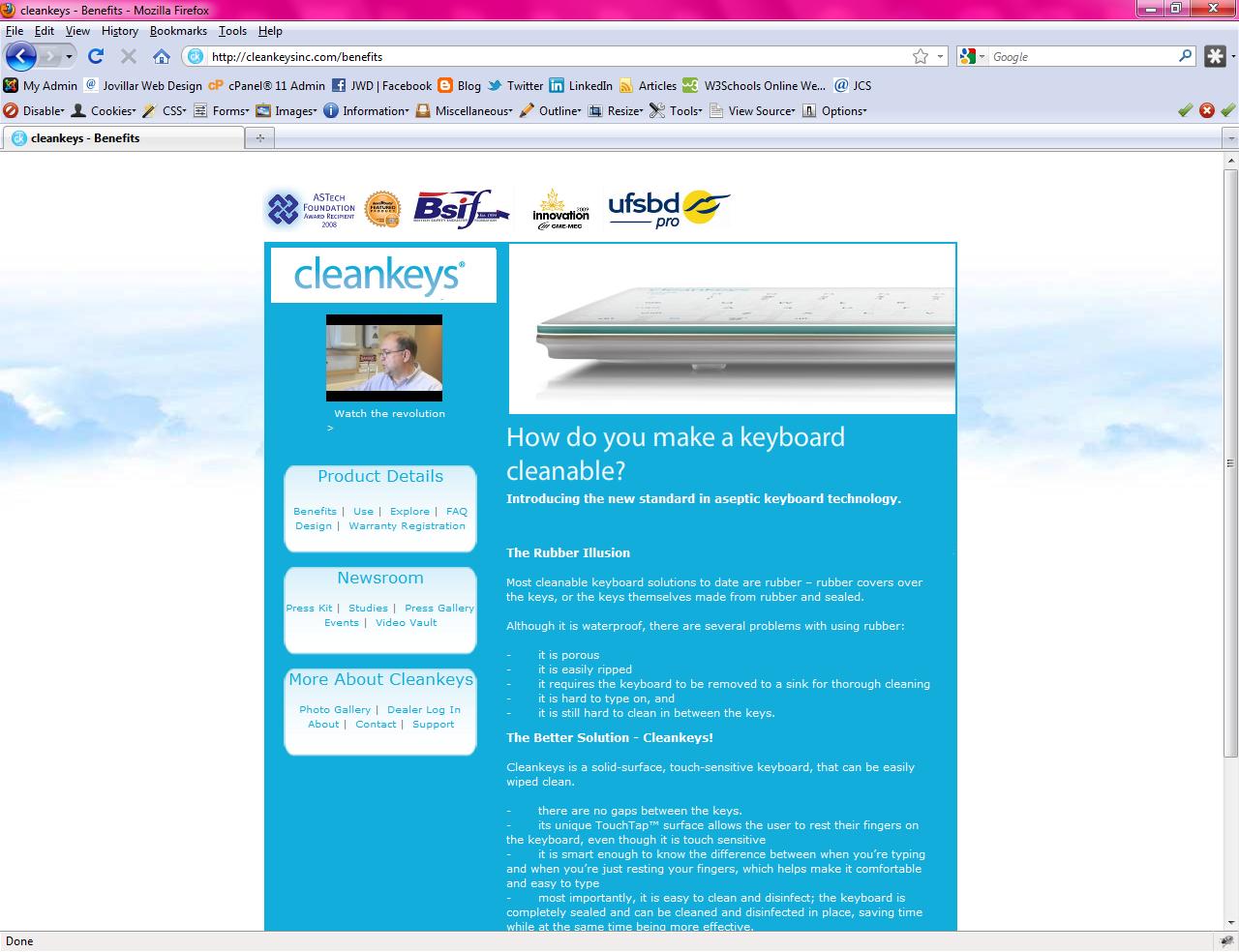 Custom Template For Cleankeys Inc In Edmonton Ab Custom Templates Graphic Design Services Graphic Design
