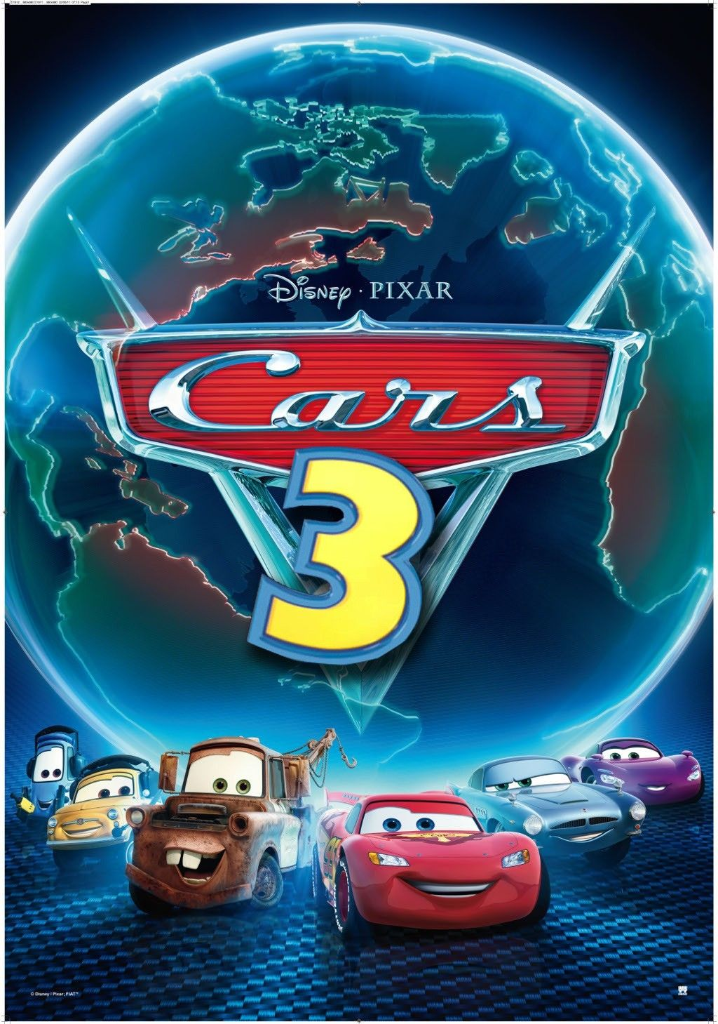 Cars 3 Affiche 5261428d69c9f Cars 2 Movie Disney Cars Birthday