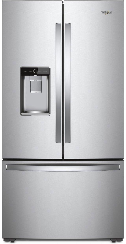 Whirlpool Wrf954cihm French Door Refrigerator Counter Depth