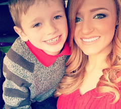 Maci Bookout of Teen Mom, 6-Year-Old Son Bentley In Serious Car Accident
