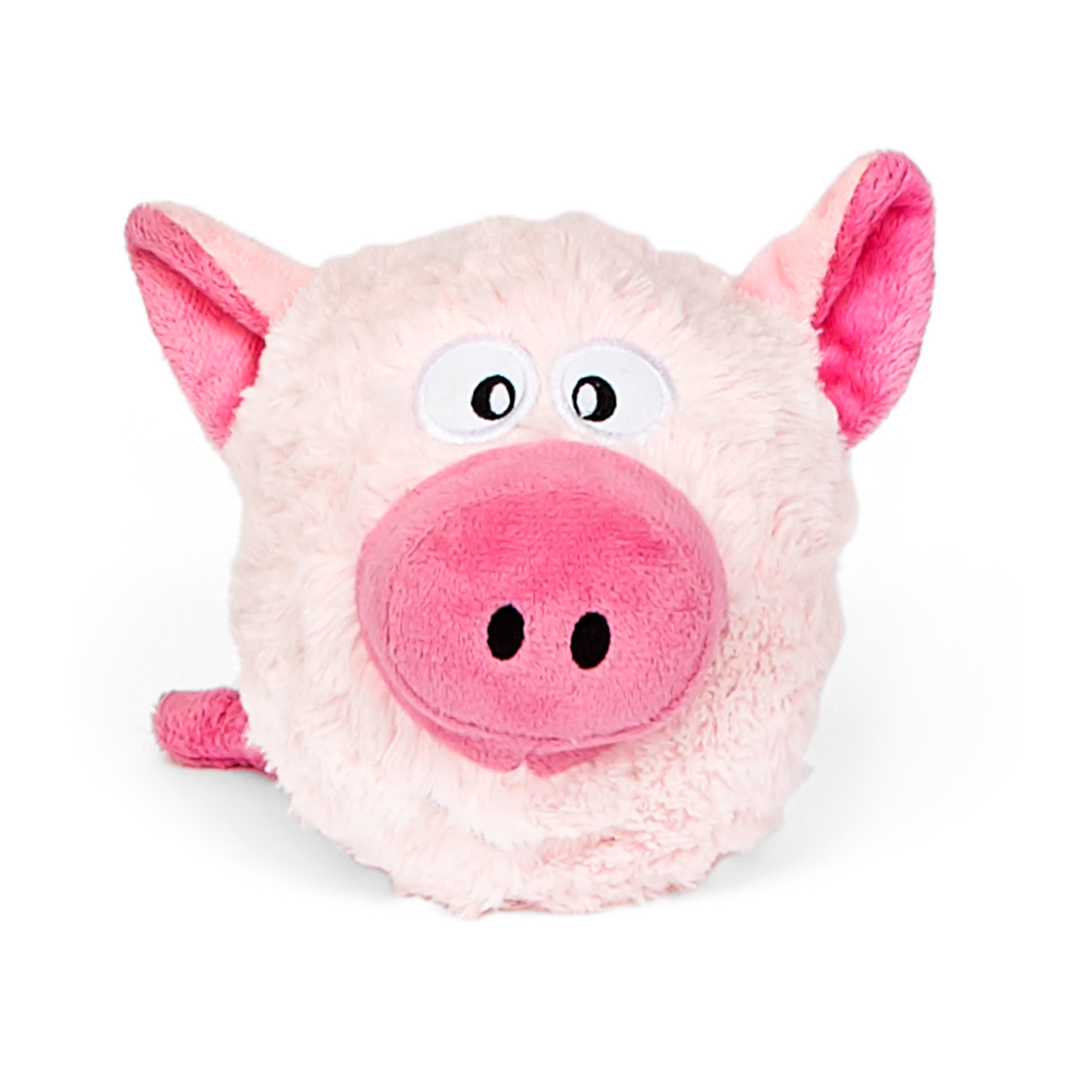 Bark Peg The Prized Pig Tough Dog Toy Pink Cute Dog Toys