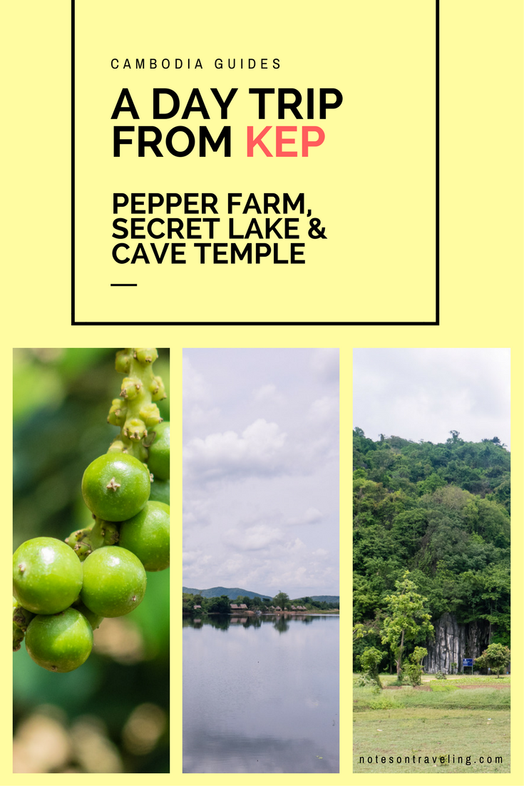 Day Trip from Kep Kampot Pepper, Secret Lake, Temple Cave