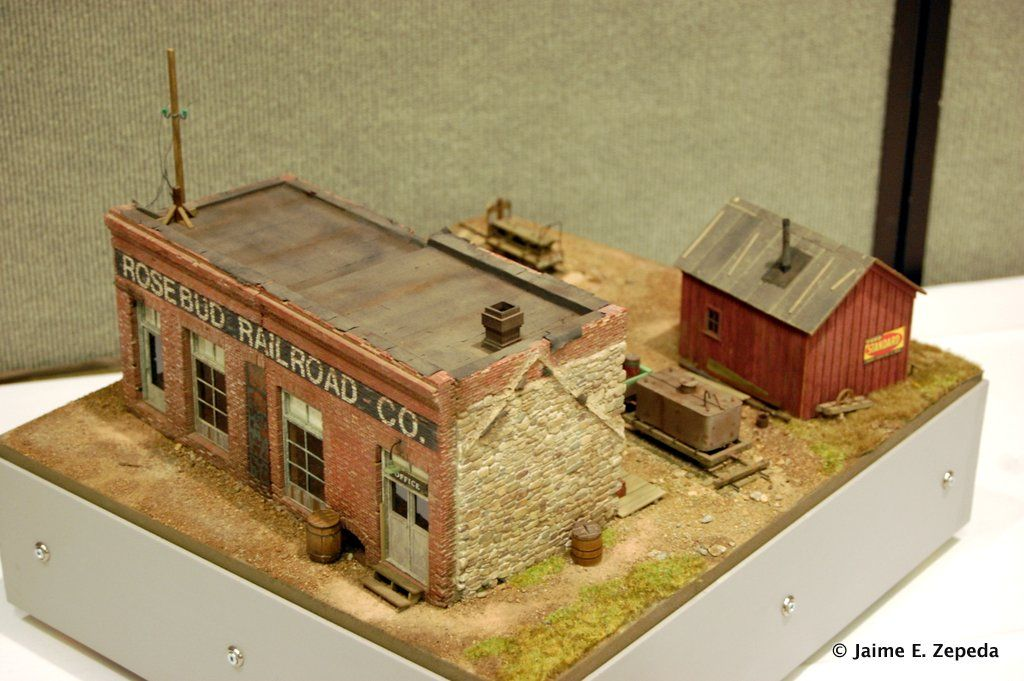 Model Railroad Forums • View topic - 2012 National Narrow Gauge Convention - Seattle, WA