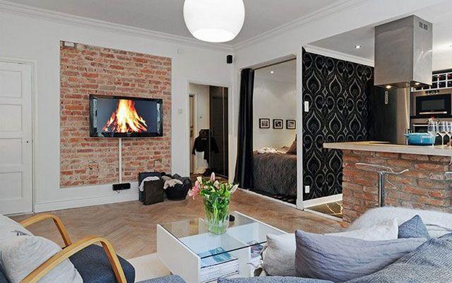9 ideas para decorar espacios pequeños Casas Pinterest Loft