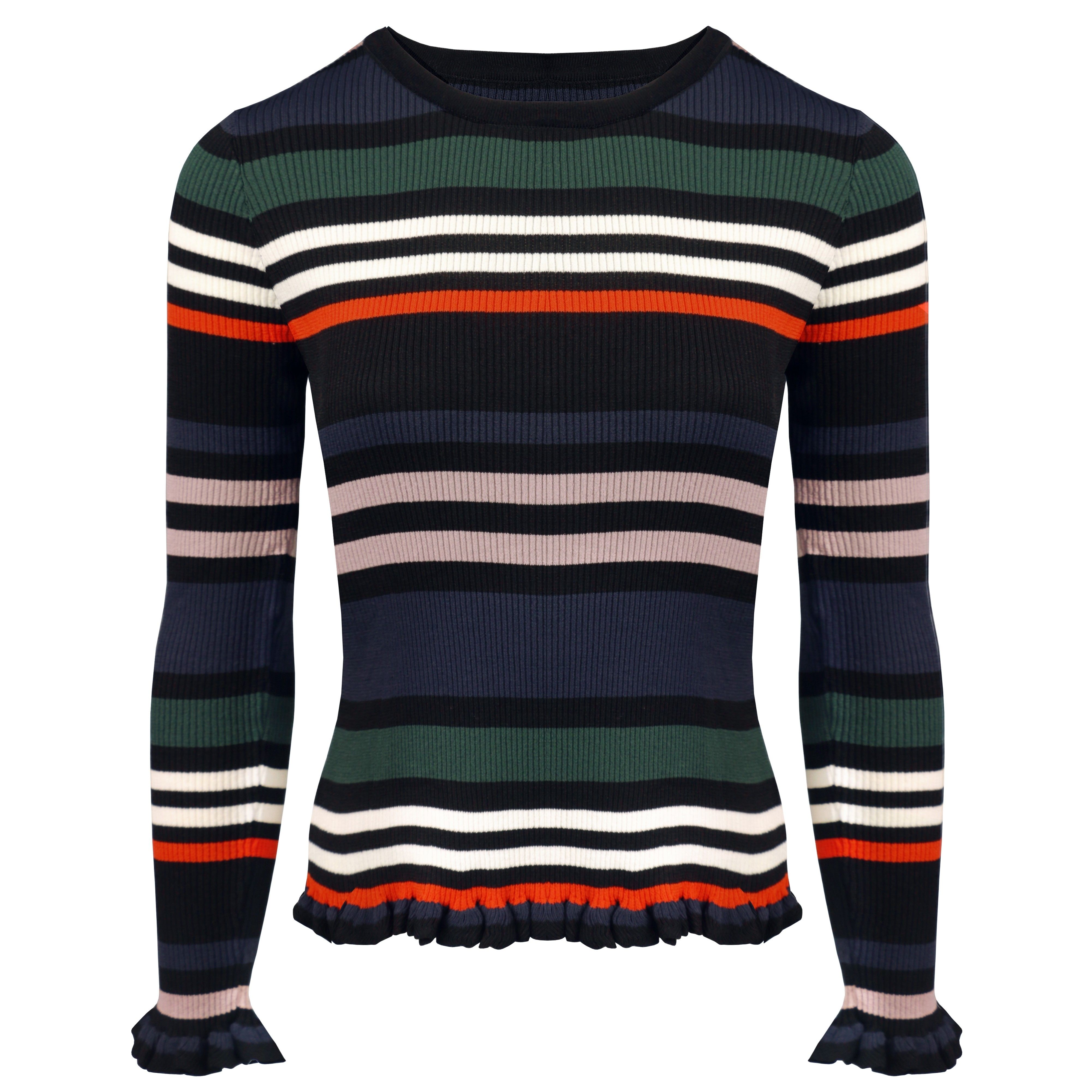 072f66c4f5d9ed Striped Longsleeve - Multicolor