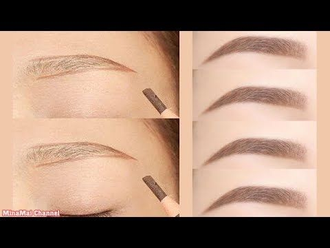 Easy Eyebrow Tutorial - Perfect Eyebrows in 3 Minutes