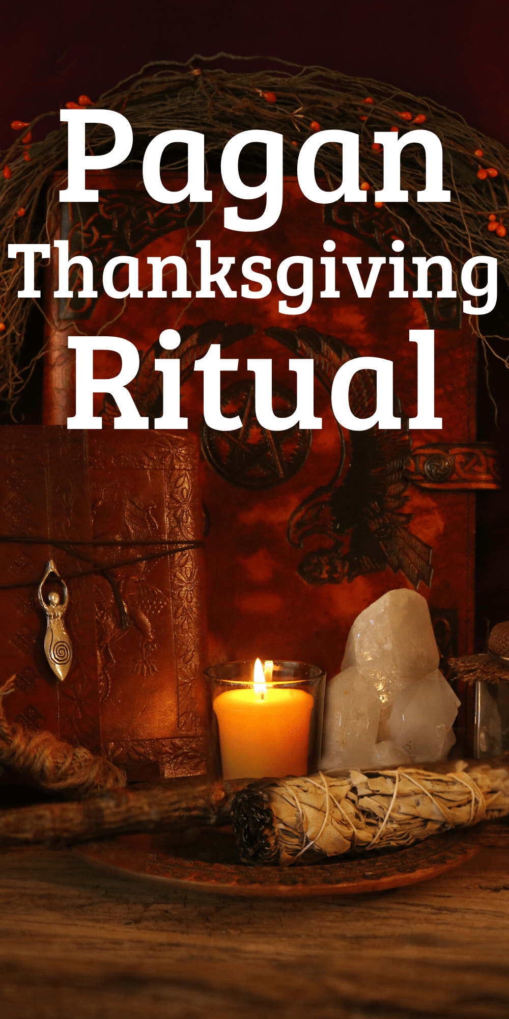 Pagan Pagan thanksgiving ritual Give thanks to the gods for all that you have received this year Witchcraft thanksgiving ritual Paganism in November Thanksgiving recipes...