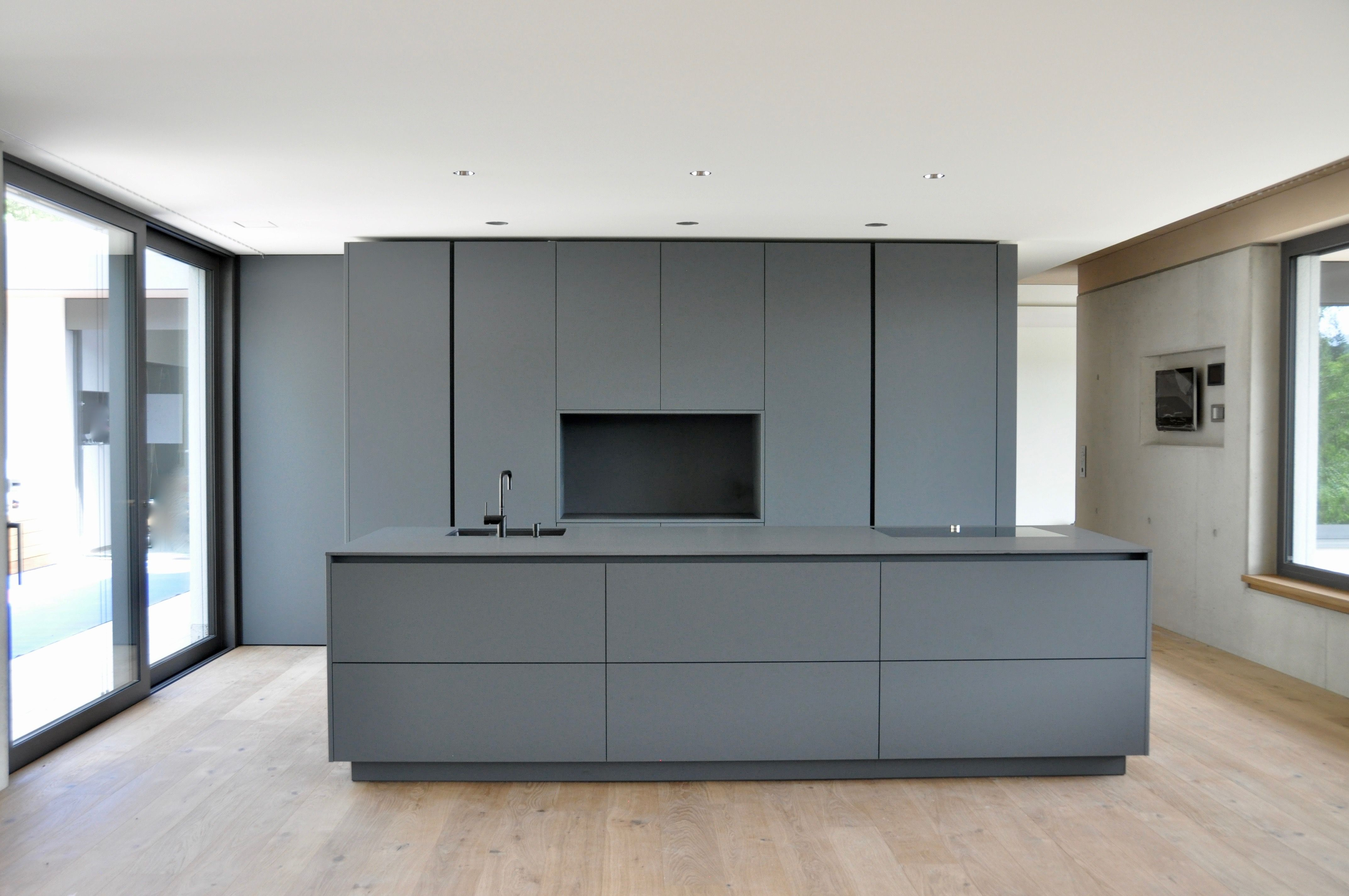 eggersmann fenix nano grigio by la cucina schweinfurt k chen pinterest k che die k che. Black Bedroom Furniture Sets. Home Design Ideas