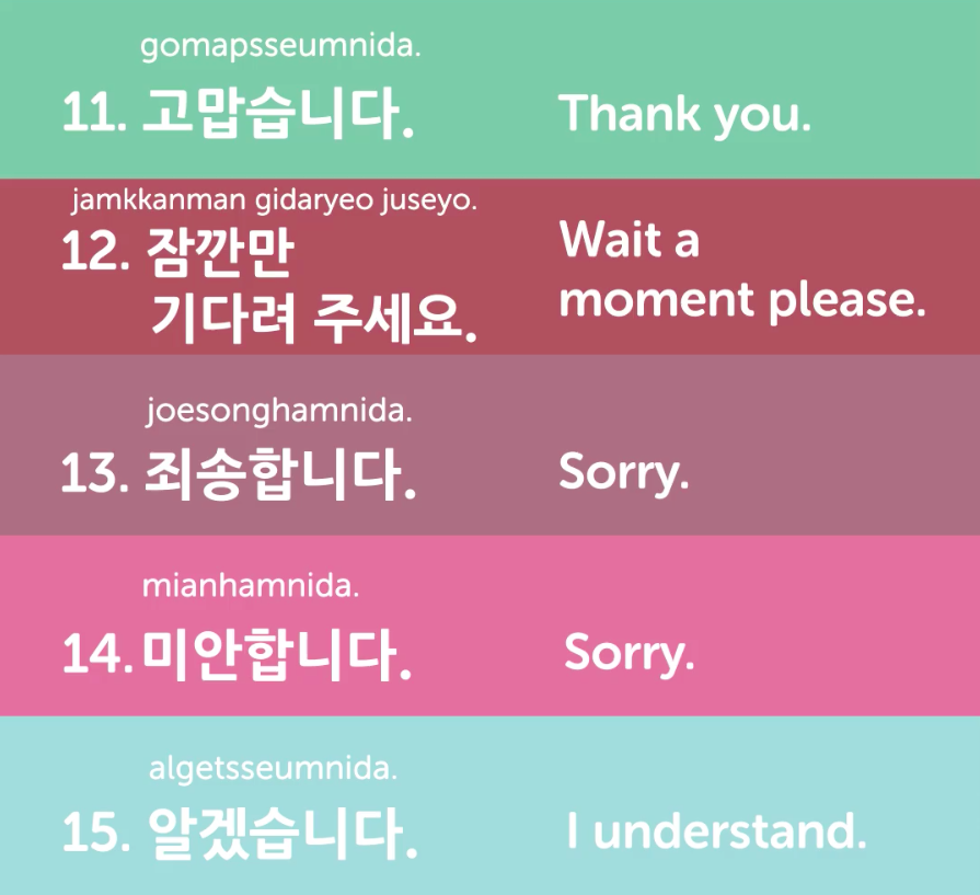 Are you a korean learner or are you planning to visit korea well top 25 useful korean phrases are you a korean learner or are you planning to visit korea well then these 25 korean phrases are the ones you must learn m4hsunfo