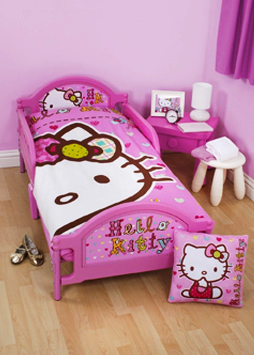 Bedrooms for girls hello kitty - Hello Kitty Bedroom Set