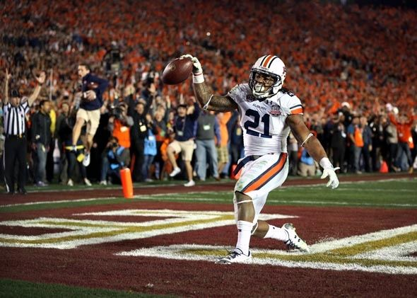 Would The Auburn Tigers Have Won The Bcs Title Game If They Had Tried Not To Score Auburn Football Auburn Auburn University