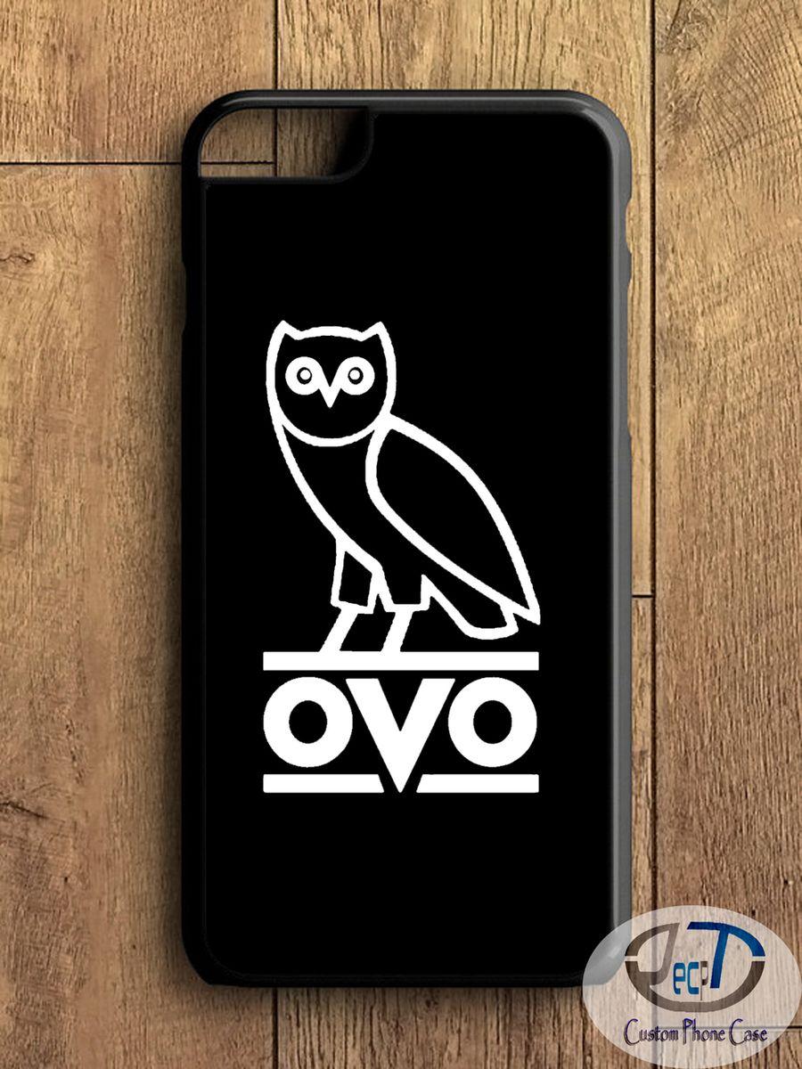best sneakers a38f3 66fe0 Drake Ovo Owl Black iPhone 6/6S Case, iPhone 5/5S Case, iPhone 5C ...
